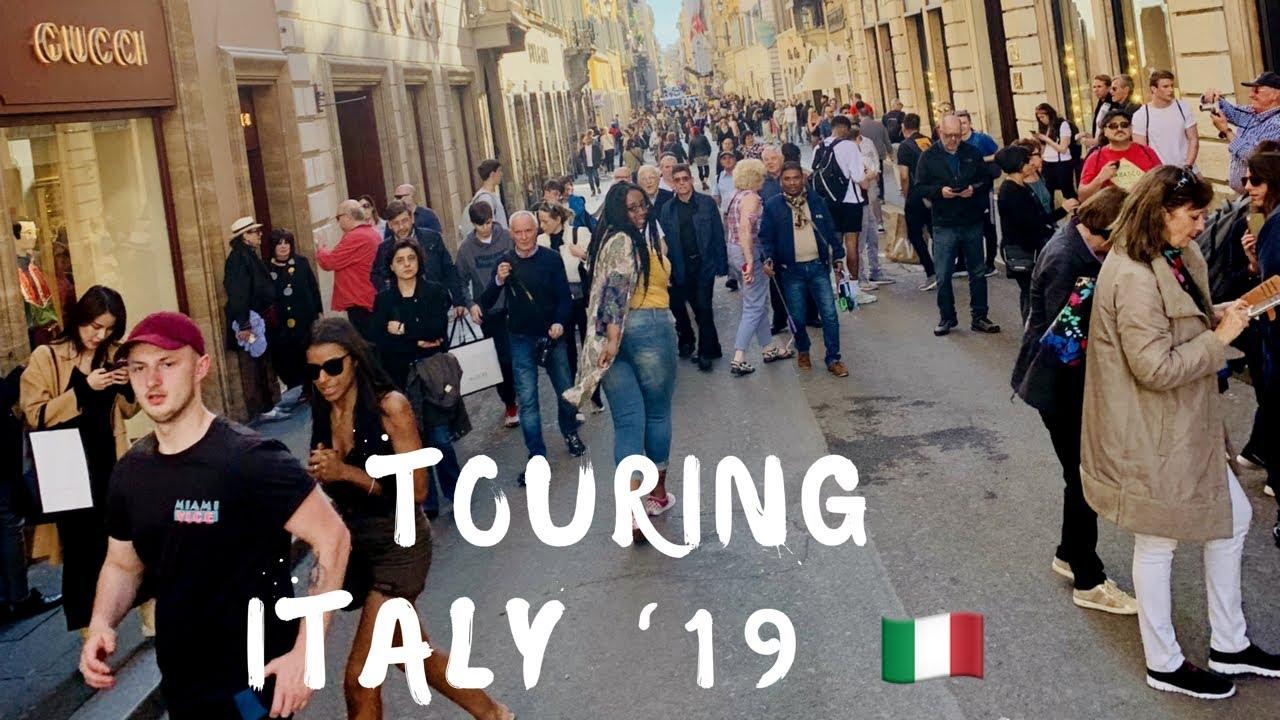 Italy Vlog May 2019