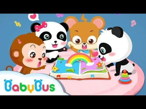 Hãy cùng nhau chia sẻ   Gấu trúc Kiki và những người bạn   Hoạt hình thiếu nhi vui nhộn   BabyBus