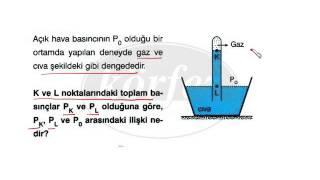 Ygs Fizik Konu Anlatımı - Basınç 4