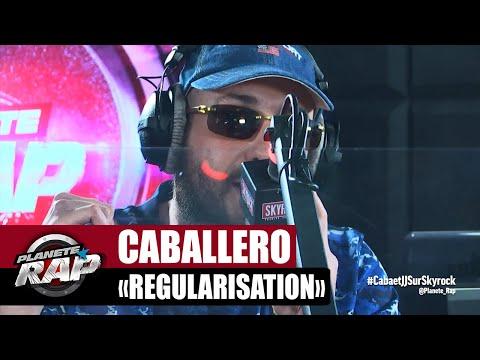 Youtube: [Exclu] Caballero«Régularisation» #PlanèteRap