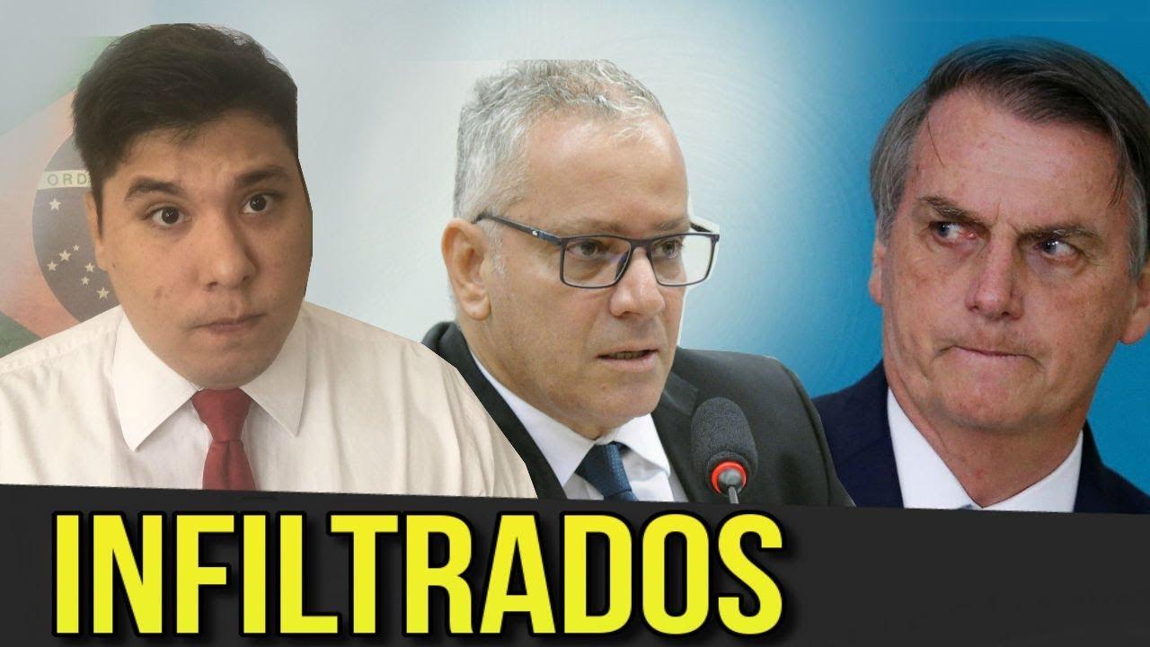 OS INFILTRADOS NO GOVERNO BOLSONARO