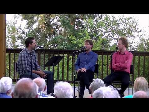 JPR Pre-concert talk with Sixth Floor Trio