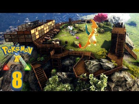 Pokémon Ark #8 Pokémon Festung abschließen