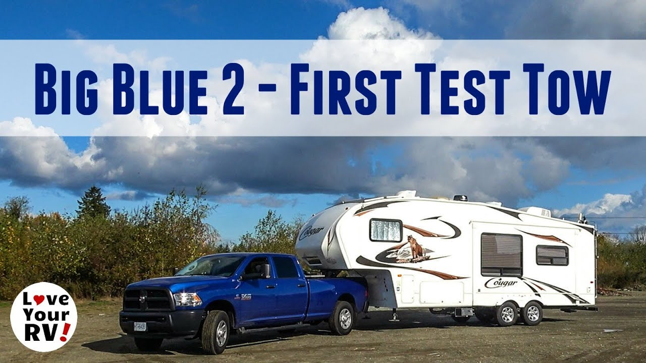 our-new-2018-ram-3500-first-test-tow-checking-clearances
