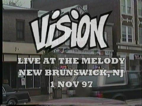 Vision at the Melody, New Brunswick, NJ Nov. 11, 1997