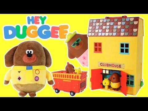 Hey Duggee Toys