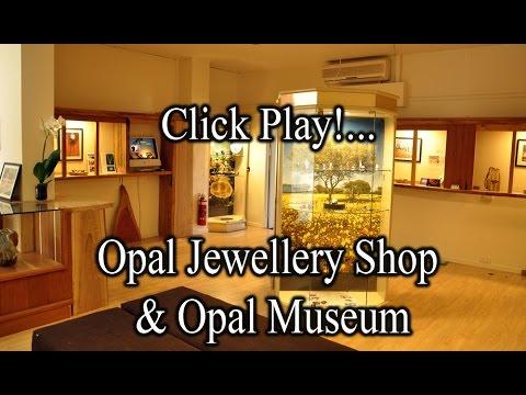 Brisbane Opal Museum & Jewellery Shop