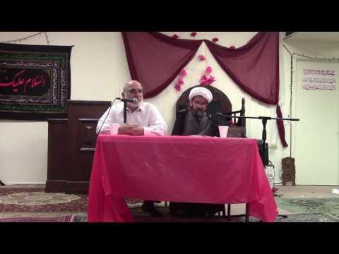 Tafseer of Surah Fatiha - Session 3  - Sheikh Abdul Lateef al-Khafaji
