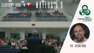 Reflexão: Mateus 5.9 - IPT