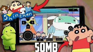(50 MB) Shinchan Unreleased Android Game Download Now