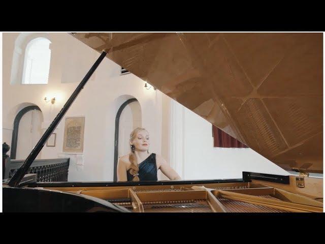Arno Babadjanian, Elegy  - Kseniia Vokhmianina, piano
