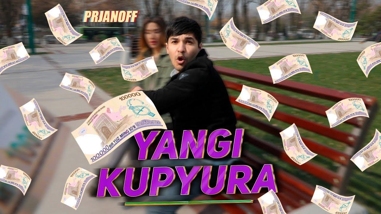 Prjanoff - Yangi kupyura
