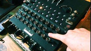 Amazing replica enigma machine for sale (demo)