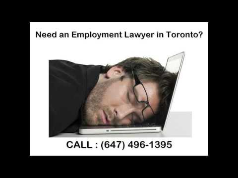 Best Employment Lawyer Toronto | Best Employment Law Firms Toronto