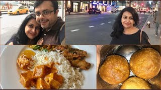 Vlog: Dinner Date With My Hubby In New York City | Simple Living Wise Thinking
