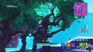 Fortnite Battle Royale Solos Win Clip #128