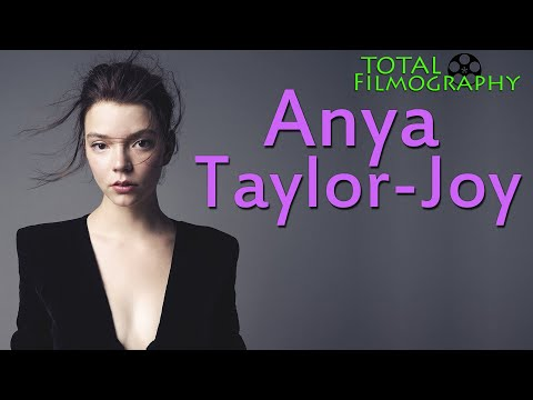 Anya Taylor-Joy | EVERY Movie Through The Years | Total Filmography | Vampire Academy To Glass
