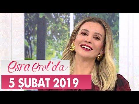 Esra Erol'da 5 Şubat 2019