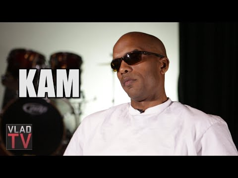 Kam Details Squashing His Beef with Ice Cube at Minister Farrakhan's Home