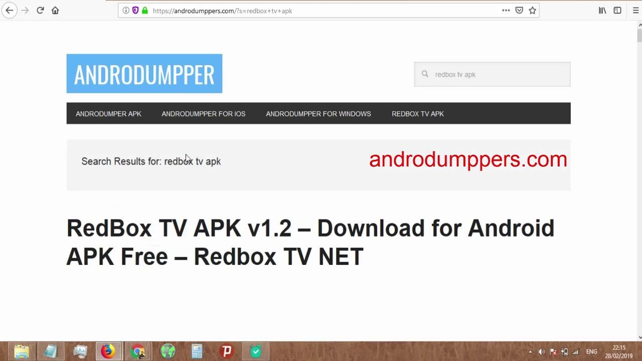 Redbox apk mirror | RedBox TV  2019-04-10