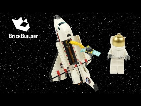 lego space shuttle speed build - photo #9