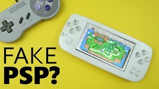 A FAKE PSP...? UNBOXING THE PAP KIII PLUS!