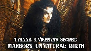 ASOIAF Theories: Tyanna & Visenya's Secret: Maegors Unnatural Birth