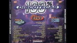 100% Discotecas - Techno (1997)