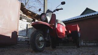 Мотороллер Тула ТМ3 200