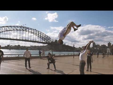 WORLD'S BEST TRICKERS / BREAKDANCERS / ACROBATS / FREE RUNNERS
