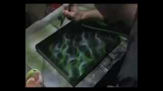 How To Airbrush Flames | Is How To Airbrush Flames All It's Cracked Up To Be?(, 2013-09-05T10:30:17.000Z)
