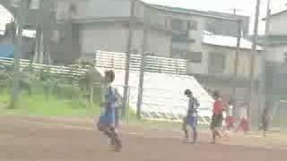 2008年7月13日 天皇杯青森県予選 ラインメール VS 野辺地西高校 ダイジェスト thumbnail