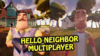 HELLO NEIGHBOR MULTIPLAYER UPDATE | Hello Neighbor Mod