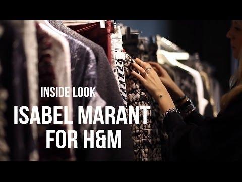 Isabel Marant pour H&M | Inside Look