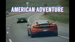 American Overland Adventures: Day 2, Nashville Tennessee to Kansas City Missouri