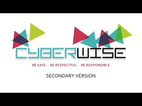 Cyberwise Awareness for Secondary Students