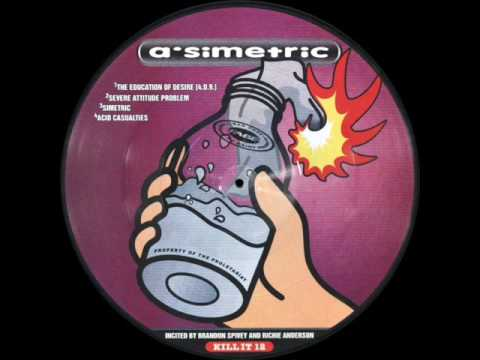 A'Simetric - Acid Casualties (B4)
