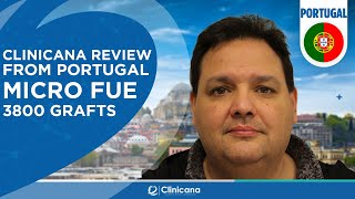 Hair Transplant Turkey   Portugal Reviews   Clinicana