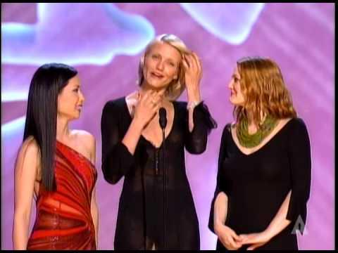 TopsyTurvy Wins Costume Design: 2000 Oscars