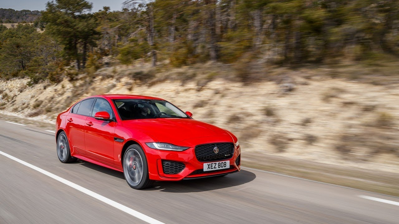 Impressive 2020 Jaguar Xe Review