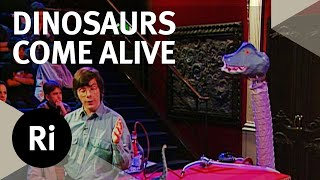 Bringing Dinosaurs Back To Life - Christmas Lectures with Simon Conway Morris