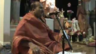 bhagavatha pravachana in houston tx by dr aralumallige parthasarathy day 9 feb 25th 2014