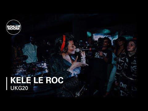 Kele Le Roc - Things we Do   Boiler Room UKG20 London Live Set