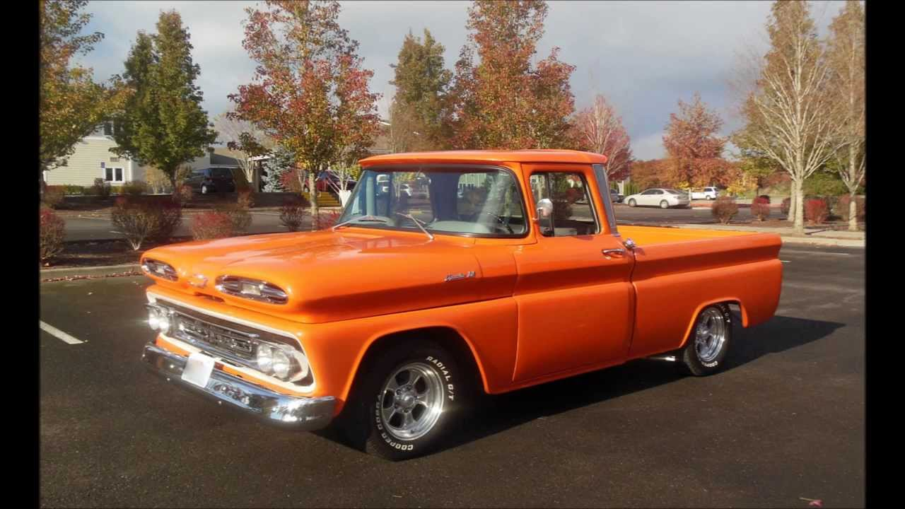 1961 Chevy Apache Youtube
