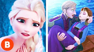 Frozen 2: The Truth About Elsa And Anna's Parents