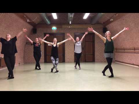PUUR by Dinne Groothuis: Stevie Wonder - Faith | Broadway Jazz Choreography