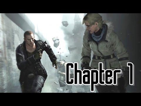 Resident Evil 6 : Jake - สกิลพระเอก Chapter 1 (ผีชีวะ 6 พากย์ไทย)