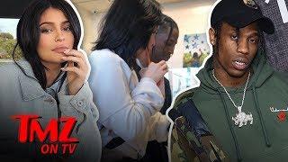 Kylie Jenner's Super Juicy Date! | TMZ TV