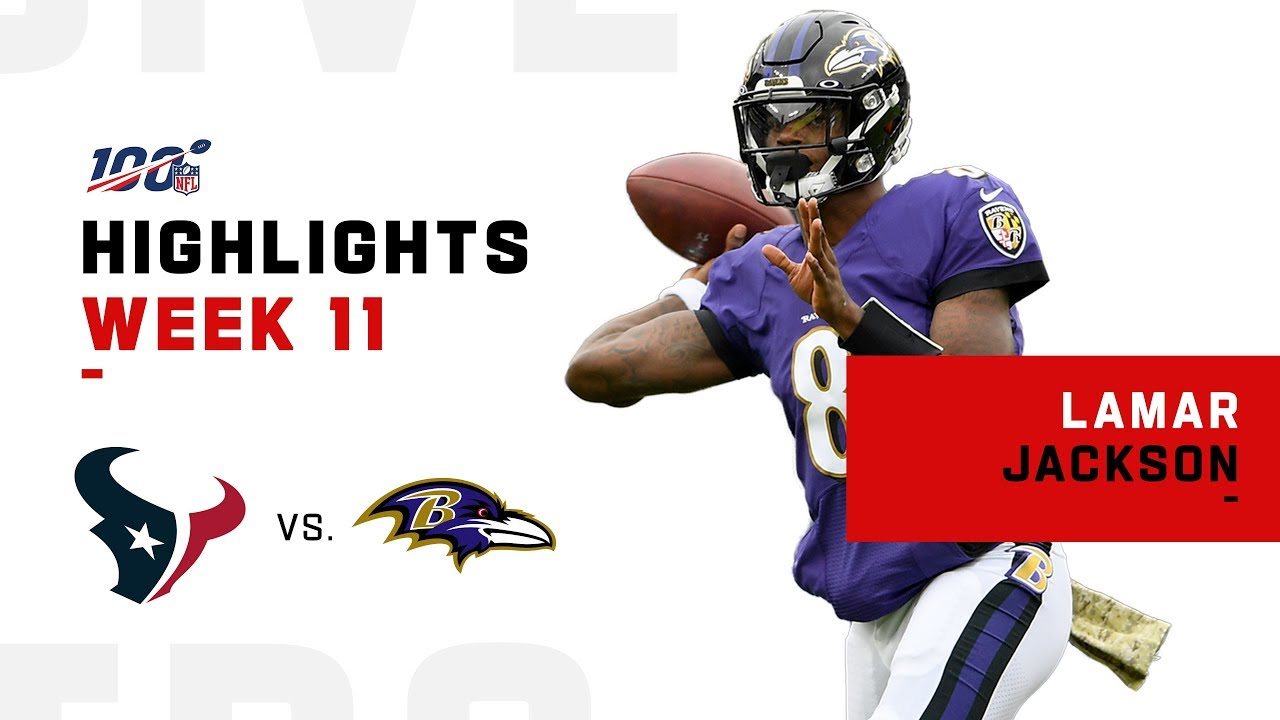 Lamar Jackson Is a Scoring Machine! | NFL 2019 Highlights