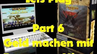 Rings of Medusa Let's Play Amiga Spiel Part 6 - Bergbau Geld Verdienen